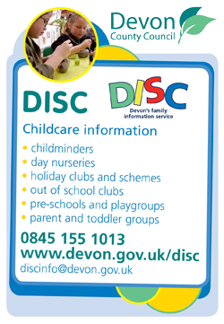 DISC - Devon's family information service