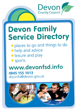 DISC Devon's family information service