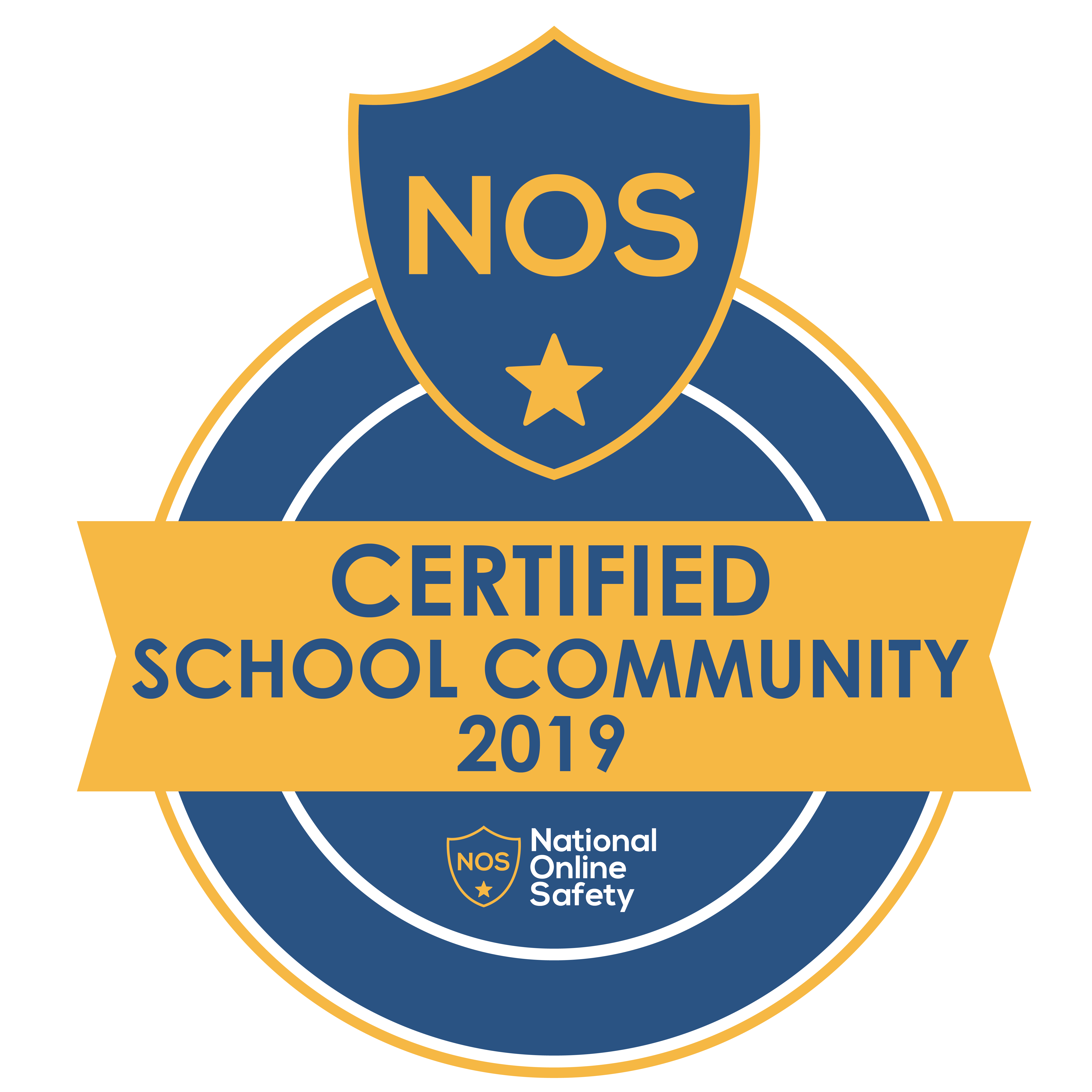 National Online Safety Certified School Community 2019